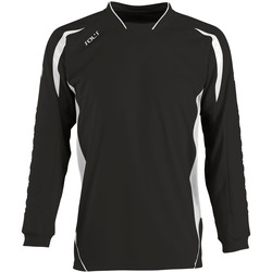 Textiel Heren T-shirts met lange mouwen Sols AZTECA SPORTS Negro