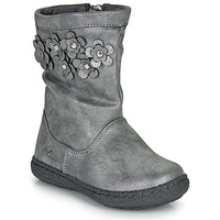 Schoenen Meisjes Hoge laarzen Chicco CLEDIA Grijs