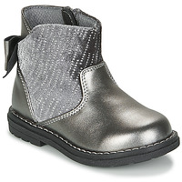 Schoenen Meisjes Hoge laarzen Chicco CORRY Grijs