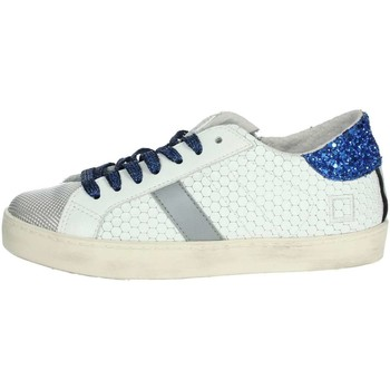 Schoenen Jongens Lage sneakers Date HILL LOW  JR Platinum