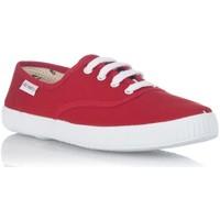 Schoenen Dames Lage sneakers Victoria 106613 Rood
