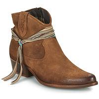 Schoenen Dames Laarzen Felmini SERRAJE Bruin