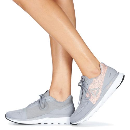 Reebok Sport Everforce Breeze Grijs / Roze - Gratis Levering Schoenen Lage Sneakers Dames 6396