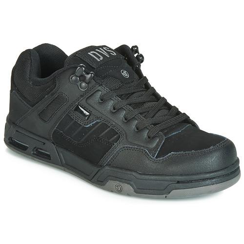 Schoenen Lage sneakers DVS ENDURO HEIR Zwart