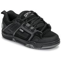 Schoenen Lage sneakers DVS COMANCHE Zwart