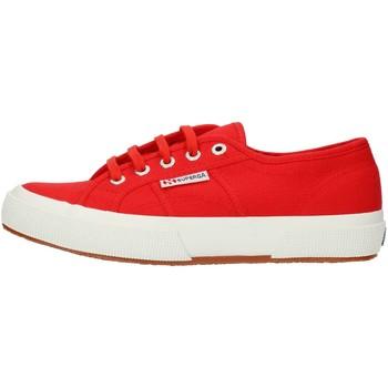 Schoenen Lage sneakers Superga 2750S000010 Red