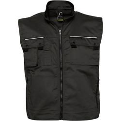 Textiel Vesten / Cardigans Sols ZENITH PRO - WORK Negro