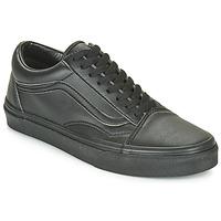 Schoenen Lage sneakers Vans OLD SKOOL Zwart