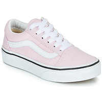Schoenen Meisjes Lage sneakers Vans UY OLD SKOOL Roze
