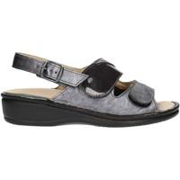 Schoenen Dames Sandalen / Open schoenen Clia Walk Estraibile410 Anthracite