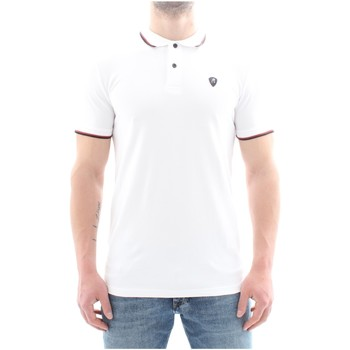 Textiel Heren Polo's korte mouwen Replay M3790.000.21868 White