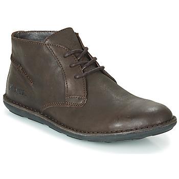 Schoenen Heren Laarzen Kickers SWIBO Bruin