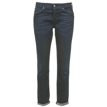 Textiel Dames Skinny jeans 7 for all Mankind JOSEFINA Blauw / Donker