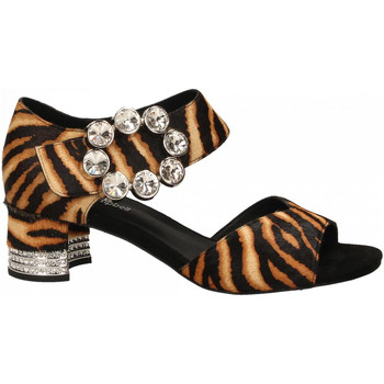 Schoenen Dames Sandalen / Open schoenen Jeffrey Campbell BOLEYN JH HAIR tan