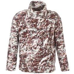 Textiel Dames Mantel jassen See U Soon POTNO Bruin / Beige