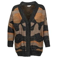 Textiel Dames Vesten / Cardigans See U Soon DUZIR Multicolour