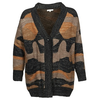 Textiel Dames Vesten / Cardigans See U Soon DUZIR Multi