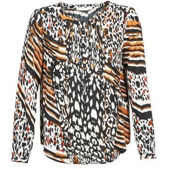 Textiel Dames Tops / Blousjes See U Soon CABRI Multi