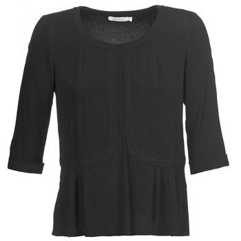 Textiel Dames Tops / Blousjes See U Soon CABRIOU Zwart
