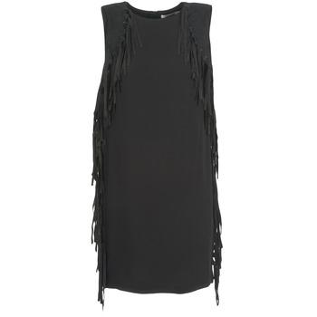 Textiel Dames Korte jurken See U Soon LOUBIRA Zwart