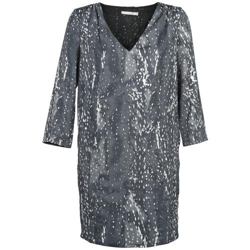 Textiel Dames Korte jurken See U Soon BELDONT Grijs