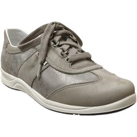 Schoenen Dames Lage sneakers Mobils By Mephisto Liria Taupe leer