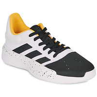Schoenen Heren Basketbal adidas Performance PRO ADVERSARY LOW 2 Wit / Zwart