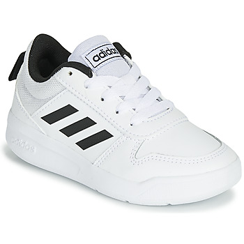 Schoenen Kinderen Lage sneakers adidas Performance VECTOR K Wit / Zwart