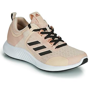 Schoenen Dames Lage sneakers adidas Performance EDGEBOUNCE 1.5 W Beige / Zwart