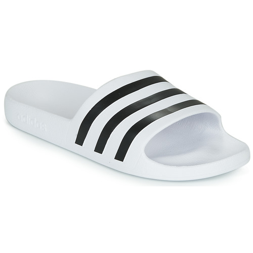 Schoenen slippers adidas Performance ADILETTE AQUA Wit