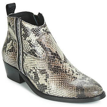 Schoenen Dames Laarzen Replay PINETOP Reptile