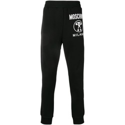 Textiel Heren Trainingsbroeken Love Moschino ZJ0321 5227 Zwart