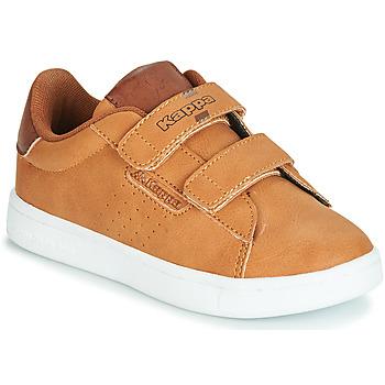 Schoenen Jongens Lage sneakers Kappa TCHOURI Bruin
