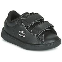 Schoenen Kinderen Lage sneakers Lacoste CARNABY EVO BL 3 SUI Zwart
