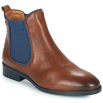 Schoenen Dames Laarzen Pikolinos ROYAL W4D Bruin