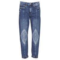 Textiel Dames Boyfriend jeans G-Star Raw 3301-L MID BOYFRIEND DIAMOND Blauw / Light / Vintage / Vintage