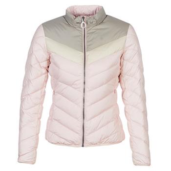 Textiel Dames Dons gevoerde jassen G-Star Raw ALASKA PDD DOWN JKT WMN Roze / Beige