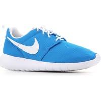 Schoenen Dames Lage sneakers Nike Roshe One (GS) 599728 422 blue