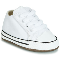Schoenen Kinderen Hoge sneakers Converse CHUCK TAYLOR ALL STAR CRIBSTER CANVAS COLOR  HI Wit / Optisch