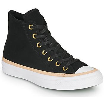 Schoenen Hoge sneakers Converse CHUCK TAYLOR ALL STAR VACHETTA LEATHER HI Zwart