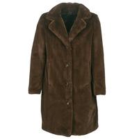 Textiel Dames Mantel jassen Oakwood CYBER Bruin