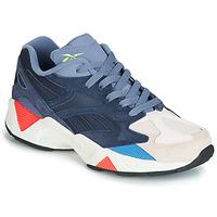 Schoenen Lage sneakers Reebok Classic AZTREK 96 Grijs / Blauw
