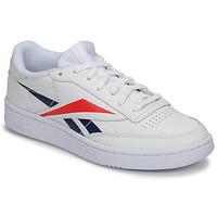 Schoenen Lage sneakers Reebok Classic CLUB C 85 MU Wit