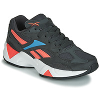 Schoenen Dames Lage sneakers Reebok Classic AZTREK 96 Zwart / Koraal