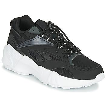 Schoenen Dames Lage sneakers Reebok Classic AZTREK DOUBLE MIX L Zwart