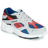 Schoenen Jongens Lage sneakers Reebok Classic AZTREK J Grijs / Rood