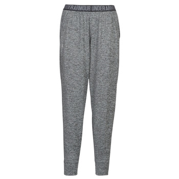 Textiel Dames Trainingsbroeken Under Armour PLAY UP PANT TWIST Grijs