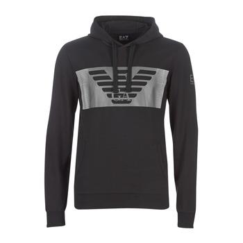 Textiel Heren Sweaters / Sweatshirts Emporio Armani EA7 6GPM56-PJ05Z-1202 Zwart