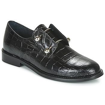 Schoenen Dames Derby Jonak DUTHEN Zwart