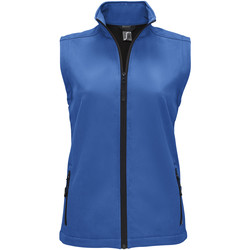 Textiel Dames Vesten / Cardigans Sols RACE BW WOMEN Azul